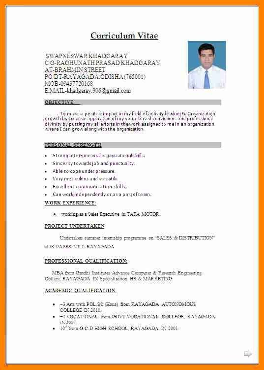 Resume In Word. Download 35 Free Creative Resume / Cv Templates ...