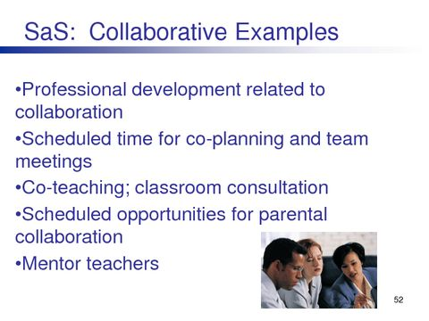 Considerations for Administrators in Supporting and Supervising ...