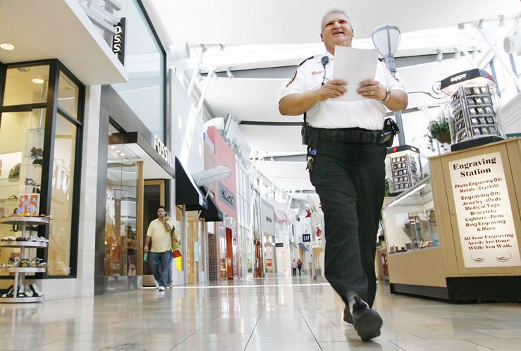 Westfield Citrus Park mall guard has spent decade on retail beat ...