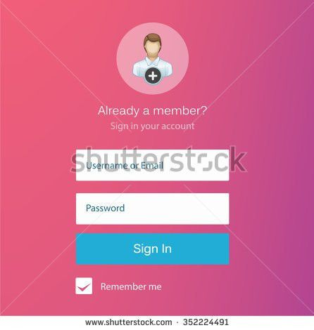Sign Up Form Stock Images, Royalty-Free Images & Vectors ...
