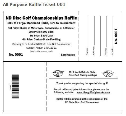 Frolfware Bag Tag League / Area Disc Golf News