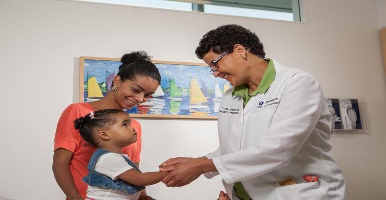 Pediatric Orthopedics - UMass Memorial Medical Center - UMass ...