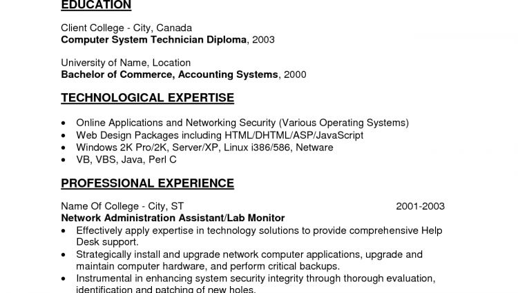 Entry Level Sample Resume Objective Examples Resume Objective ...