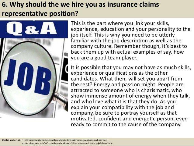 job description of an insurance claims adjuster job search ...
