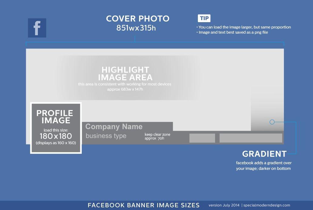 Facebook Banner Template Psd   Template Design