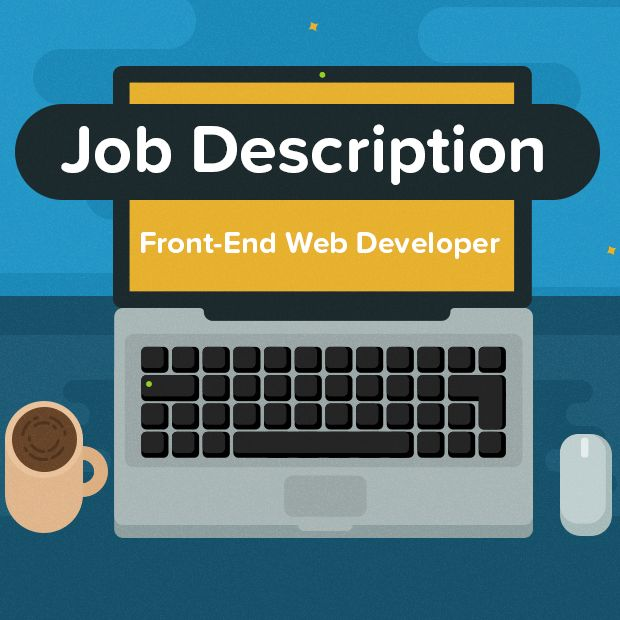 Front-End Web Developer Job Description Template | Toptal