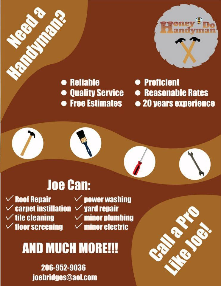 honey_do_handyman_flyer_by_jodijeakins-d5dhe7m.jpg 742×960 pixels ...