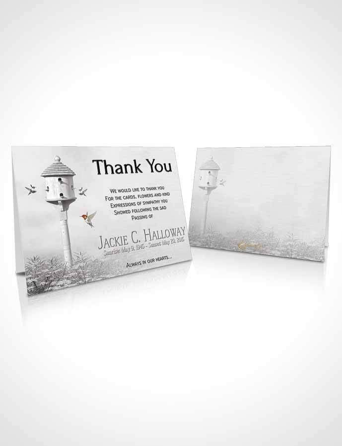 Prayer Card Template Free Birds of a Feather