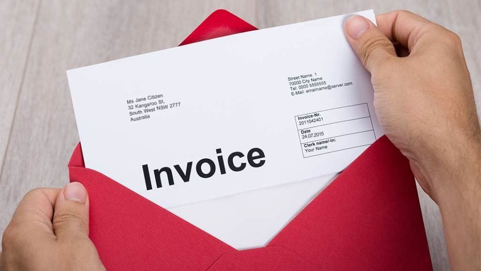 Speculative invoices - what they are, what to do if you get one