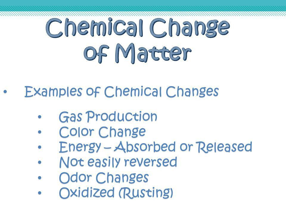 Essential Questions What characteristics identify a substance ...