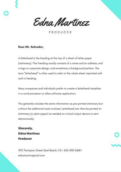 cover letter head cover letter letterhead simple blank cover ...