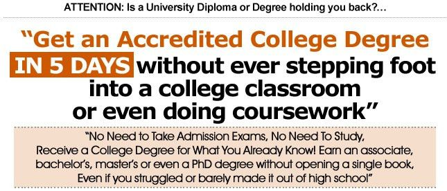 How A Fake University Degree Can Make Your Life A Troubled One ...