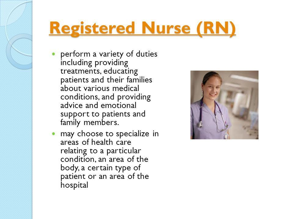 Become a Nurse!. NURSES! COMPASSIONATE PATIENT HARD WORKING ...