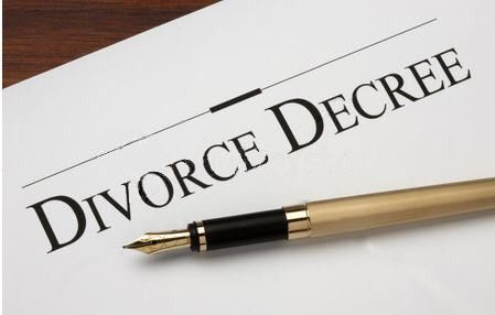US States Sample Divorce Papers