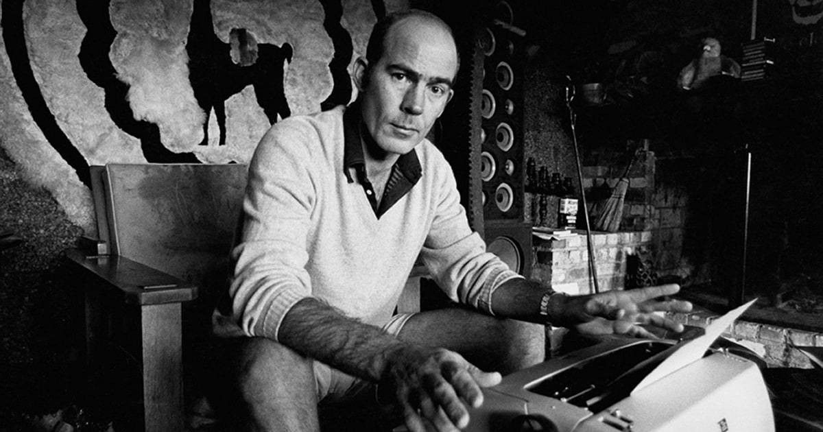 Rolling Stone at 50: How Hunter S. Thompson Became a Legend ...