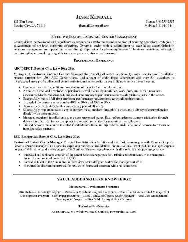 9+ customer experience manager resumes   Bussines Proposal 2017