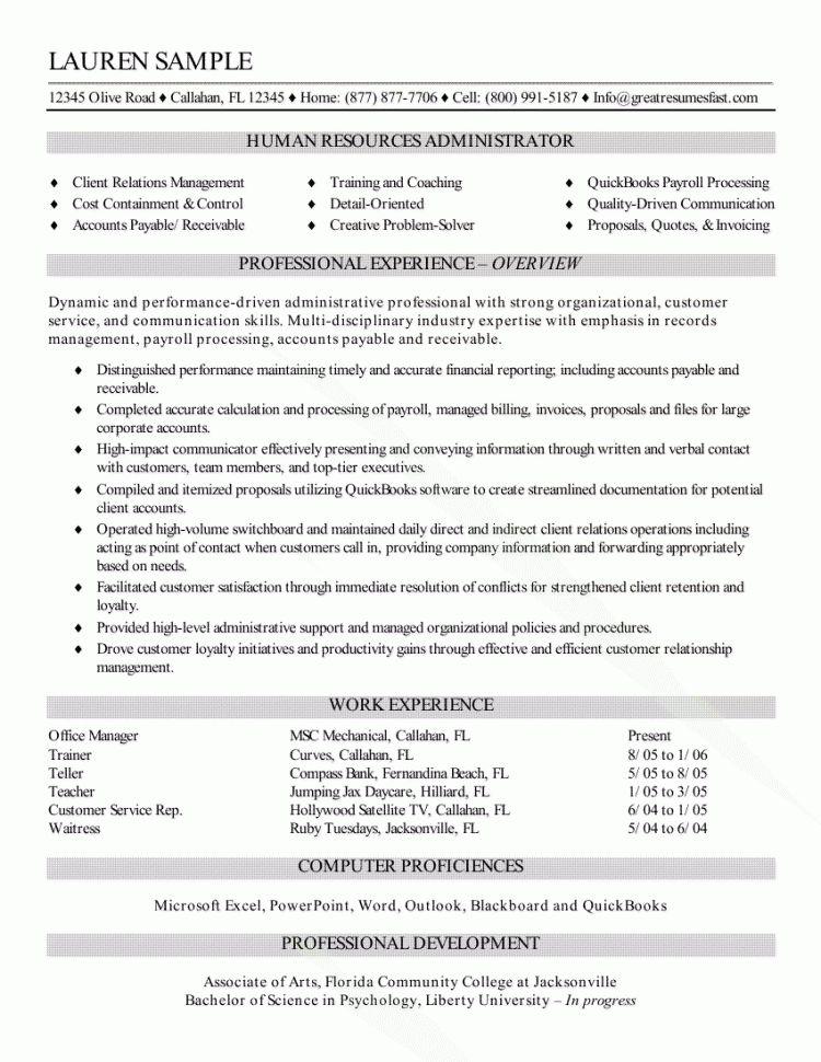 Hr Recruiter Resume Sample Resume Templates Recruiter Resume ...