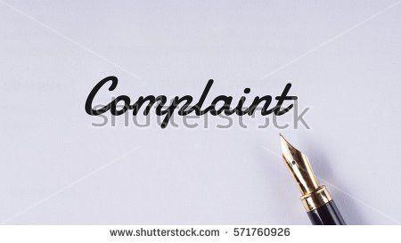 Word Complaint Imágenes pagas y sin cargo, y vectores en stock ...