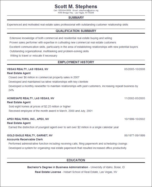usa resume builder resume cv cover letter. business and financial ...