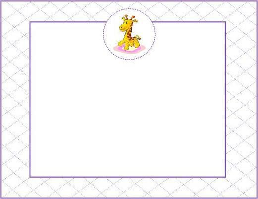 Baby Shower Invitation Backgrounds | THERUNTIME.COM