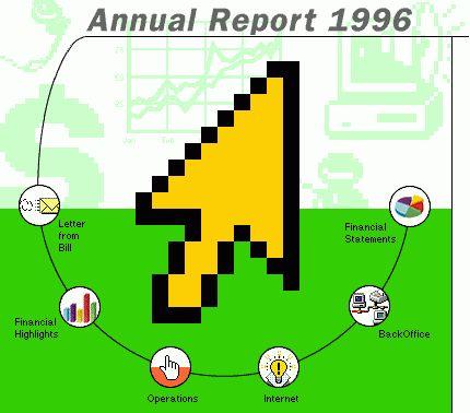 MS Annual Report - 1996