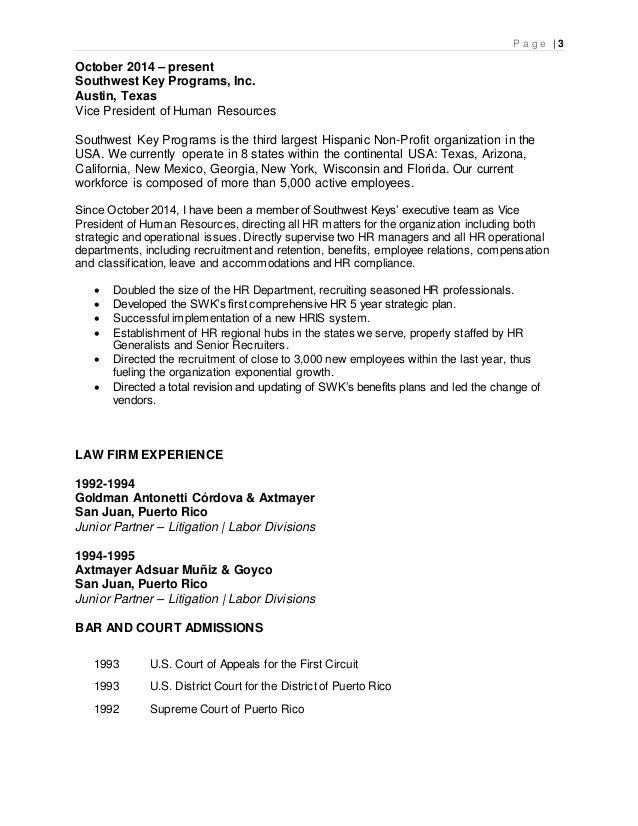 Jose E Arroyo-Davila Resume (HR VERSION)