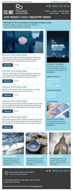 Email template designed and built for Ampersand Hotel. Visit ...