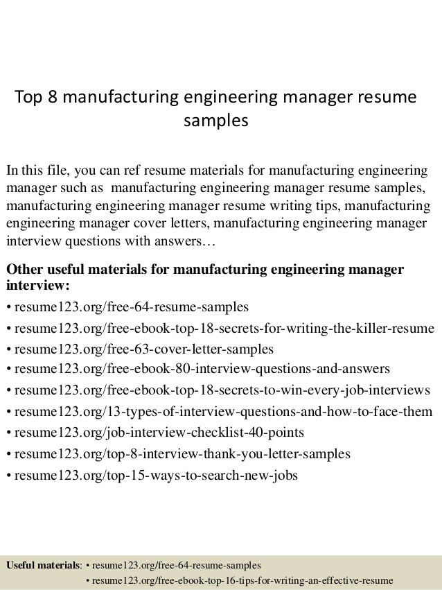 top-8-manufacturing-engineering-manager-resume -samples-1-638.jpg?cb=1431582864