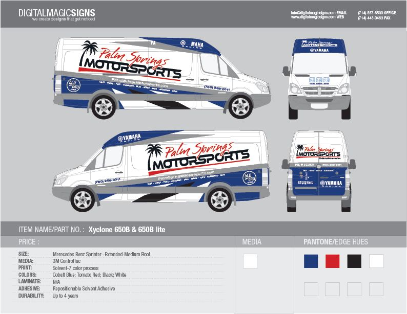 Vehicle Wraps in 6 Steps | Orange County Decals