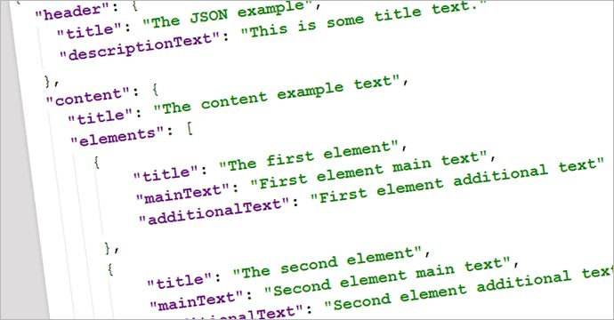 A super easy way of processing JSON in Trados Studio   The ...