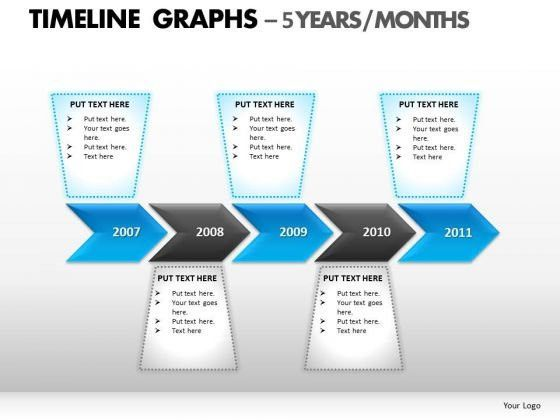 PowerPoint Process Download Timeline Graphs Ppt Template ...