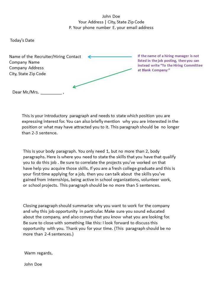 how to write a cover letter online template collection of ...