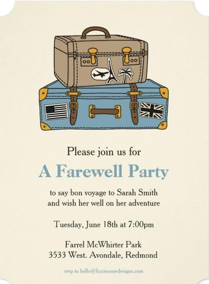 Best 25+ Farewell invitation ideas only on Pinterest | Farewell ...