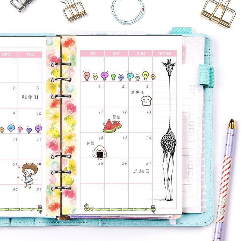 Compare Prices on Print Monthly Planner- Online Shopping/Buy Low ...