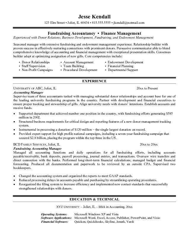 click here to download this senior accounting manager resume ...