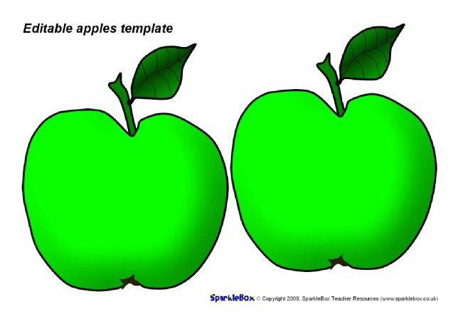 Food Themed Editable Classroom Display Resources U0026 Printables .  Editable Leaf Template