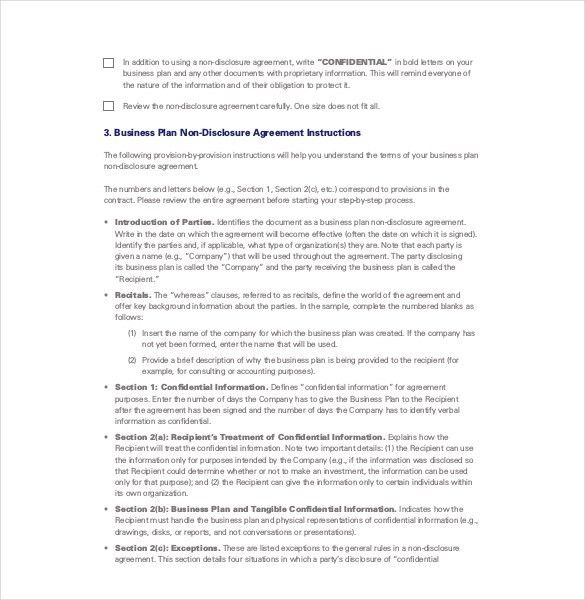 Financial Confidentiality Agreement. Sample Financial ...