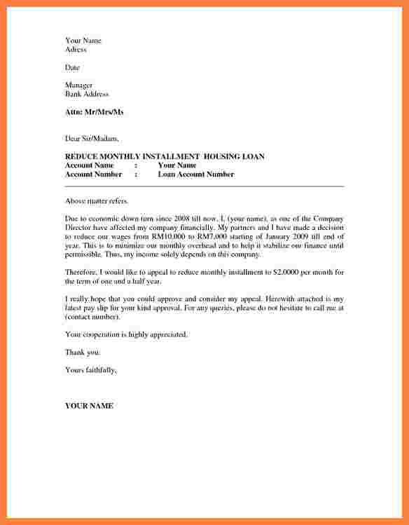 Format For Business Letter. General Business Letter Format ...