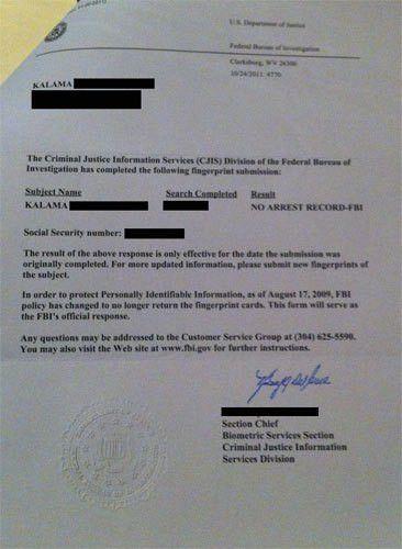 19+ Apostille Cover Letter Sample | Fbi Identity History Summary ...