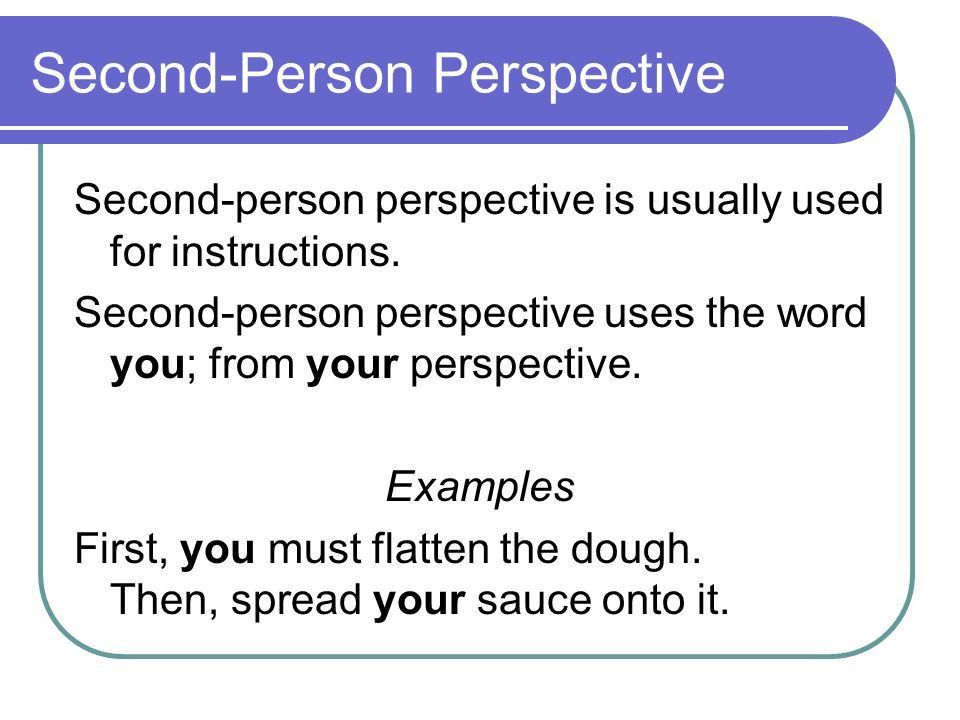 Narrative Perspective - ppt video online download