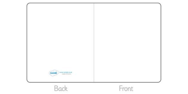 Greeting Card Template | Business Plan Template