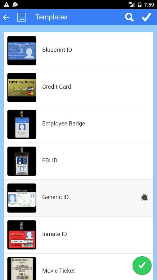 Fake ID Generator - Android Apps on Google Play