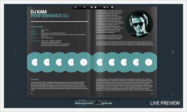 Minimalistix - DJ Press Kit by vinyljunkie | GraphicRiver