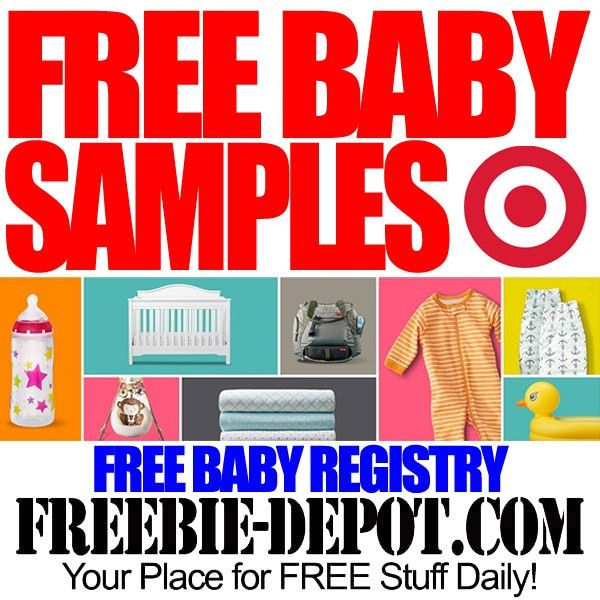 FREE Baby Samples at Target when you Register for FREE Baby ...