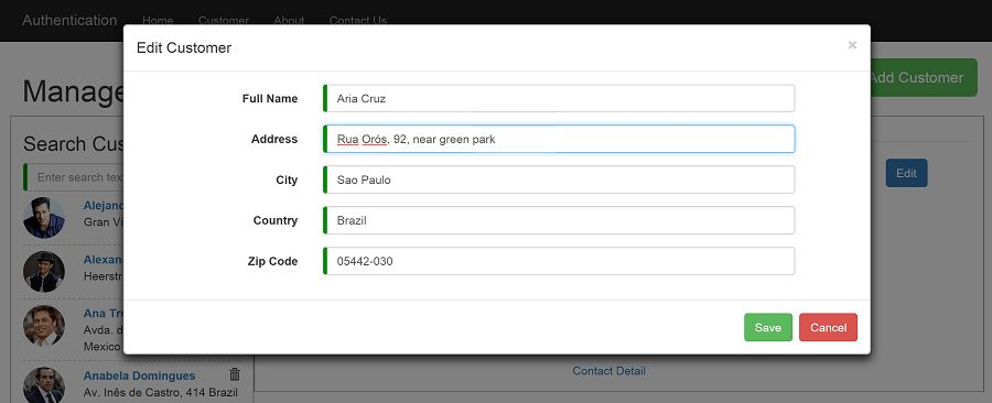 Angularjs CRUD with Web API, Entity Framework & Bootstrap modal ...