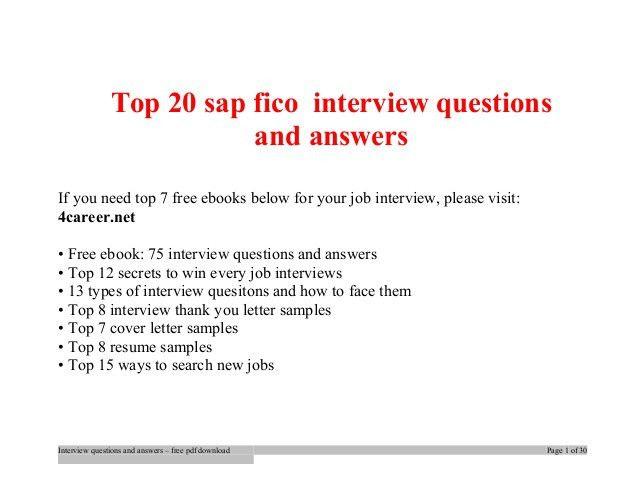 sap fico resume sle resume sap consultant how to write a document