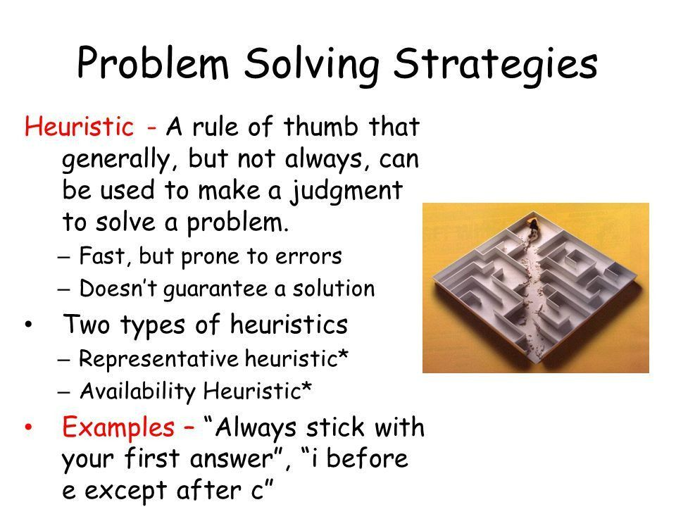 Thinking Problem solving activities: - ppt download