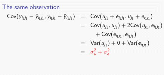Covariance and correlation matrices | Centre for Multilevel ...