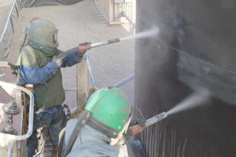 Clean Blast, Inc.Oil storage tank blast cleaning, prep & pain ...