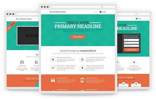 Free Landing Page Design Ebook | 99designs | Tech: for Web Editors ...